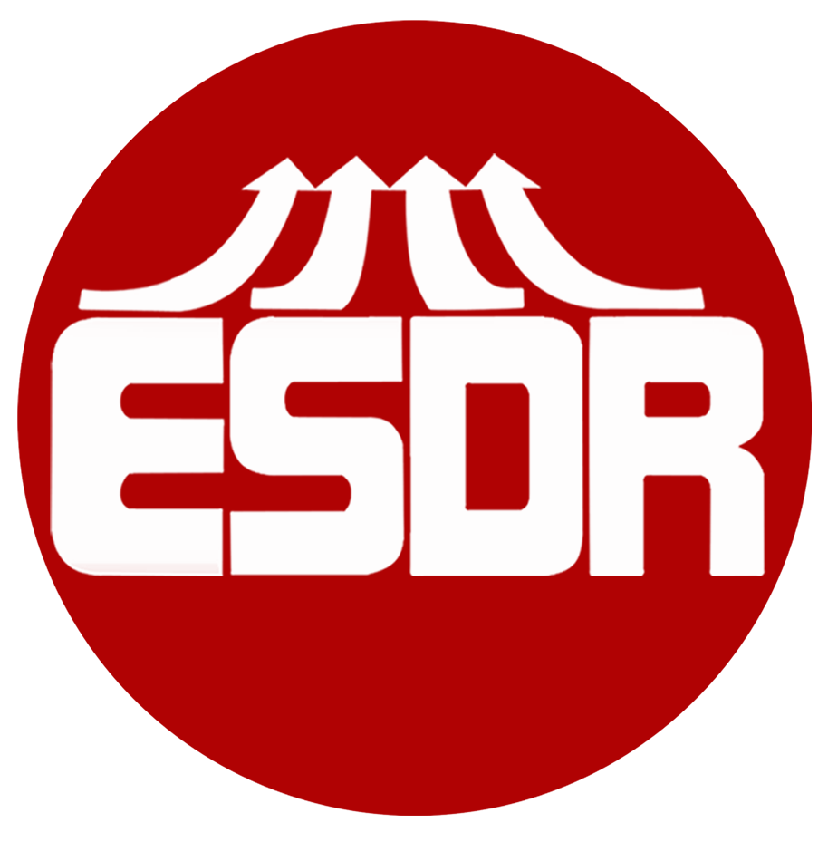 ESDR Logo Circle-no reflect
